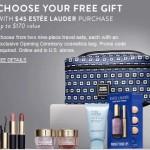 Nordstrom: Get a FREE Estée Lauder Gift Valued Up-To $170 w/ $45 Estée Lauder Purchase