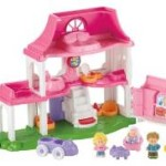 Fisher-Price Little People Happy Sounds Home Just $22.86
