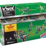 K'NEX 70 Model Building Set w/ 705-Pieces Only $16.98!