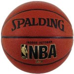 Spalding NBA Zi/O Indoor/Outdoor Basketball – Official Size 7 (29.5″) Only $18.99