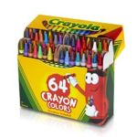 Crayola 64 Ct Crayons For $2.54