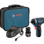 Bosch 12-Volt Max Lithium-Ion 2-Speed Pocket Driver Kit with 2 Batteries, Charger and Case Just $69.99 Shipped!