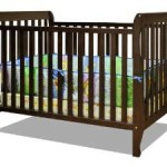 Athena Naomi 4 in 1 Crib with Toddler Rail Just $95.99 Shipped!