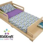 Modern Toddler Bed Just $99.45 Shipped!