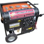 Powerland PD10000E Gas Generator 10KW 16 HP Just $549.99 Shipped!