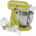 KitchenAid Artisan 5-Quart Stand Mixer – $199.99 + $5 Shipping