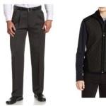 Amazon: 50%-70% Off Perry Ellis Men's Suits, Pants, Sweaters, Jackets & Coats