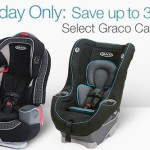 Today Only: Save Up To 35% On Graco Car Seats + Free Shipping & Free Returns!