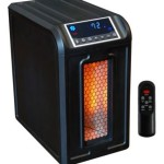 LifeSmart LifePro 800 Sq Ft Portable 3 Element Infrared Quartz Heater Just $59.99 + Free Shipping