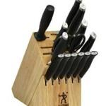 J.A. Henckels 15 Piece International Forged Razor Knife Block Set Just $79.99 Shipped!