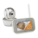 VTech Video Baby Monitor with Night Vision, Pan/Tilt/Zoom and Two-Way Audio Only $129.99 & Free Shipping!