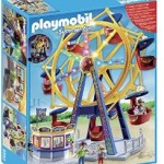 PLAYMOBIL Ferris Wheel with Lights Set Just $43.99 Shipped! (Was $79.99!)