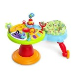 Bright Starts Around We Go 3-in-1 Activity Center Zippity Zoo Only $69 w/ Free Shipping!