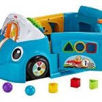 Laugh & Learn Smart Stages Blue Crawl Around Car Just $39.88 w/ Free Shipping
