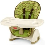 Fisher-Price SpaceSaver High Chair- From Newborn to Toddlers –  Just $38.25 Shipped