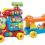 VTech Sit-to-Stand Ultimate Alphabet Train Just $37.99 Shipped