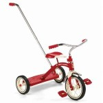 Radio Flyer Classic Tricycle with Push Handle Just $29.42!