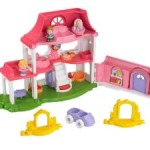 Fisher-Price Little People Happy Sounds Home Just $15.96!