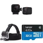 GoPro HERO4 Session Bundle Just $199.99 w/ Free Shipping!
