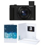 Sony Digital Camera with 3-Inch LCD + FREE $50 Gift Card Just $398 Shipped!