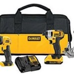 DEWALT 20V MAX Lithium-Ion 4-Tool Combo Kit Just $249 Shipped!