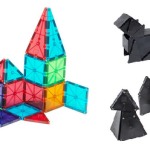 Ends Tonight: 20% Off Sitewide at Creative Kidstuff – Magna-Tiles Black Set Just $39.99 Shipped!