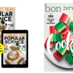 Today Only: $5 Magazine Subscription Sale! (Popular Science, Bloomberg Business Week, Food Network & More)