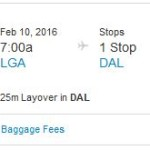 Virgin America: Fly Between NYC and Las Vegas For $74 Each Way on Select Dates