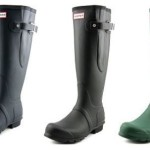 Hunter Original Adjustable Women Rubber Rain Boots Just $99.99 w/ Free Shipping
