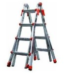 Up to 50% Off Little Giant Velocity Multi-use Ladders in 13-Foot, 17-Foot, and 22-Foot Sizes!