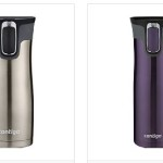 Contigo Autoseal West Loop Stainless Steel Travel Mugs On Sale For Just $12.49-$13.49!