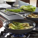Calphalon Contemporary Hard-Anodized Nonstick Cookware 10-inch and 12-inch Set For Just $37.49!