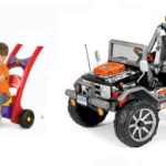 Up to 46% off select Ride-On Toys – Starting At $23.59