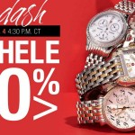 Up To 50% Off Michele Watch Sale at Neiman Marcus Last Call +  Extra $10 Off Sitewide + Free Shipping!