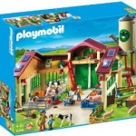 PLAYMOBIL Barn with Silo Only $79.60 Shipped! (Was $149.99)