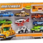 Matchbox 9-Car Gift Pack For Just $6