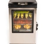 Masterbuilt 30-Inch Front Controller Electric Smoker with Window and RF Controller Just $234 w/ Free Shipping!