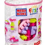 Mega Bloks First Builders Big Building 80-Piece Bag Just $10.71!