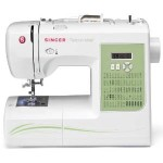 SINGER 7256 Fashion Mate 70-Stitch Computerized Free-Arm Sewing Machine Just $99.99 Shipped!