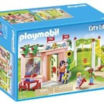 PLAYMOBIL Preschool with Playground Playset Building Kit Just $13.49