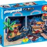 PLAYMOBIL Pirate Treasure Chest Just $14.28!