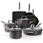 Calphalon Simply Calphalon Easy System Nonstick 11-Piece Set Just $179.99 Shipped!