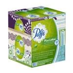 6 Family Boxes of Puffs Plus Lotion Facial Tissues Just $6.47