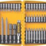 DEWALT 37-Piece Screwdriving Set with Tough Case Just $9.88!