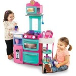 Little Tikes Cook 'n Store Kitchen Playset Only $34.05!
