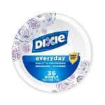 4 Packages of Dixie Heavy Duty 36 Count Paper Bowls For Only $4.75-$5.31 + Free Shipping!