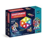 46 Piece Magformers Carnival Set Only $36.20 Shipped!