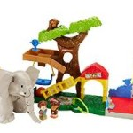 Fisher-Price Little People Big Animal Zoo Just $17.98!