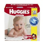 Large Case Of Huggies Snug & Dry Diapers For Just $24.07-$28.59 Shipped!