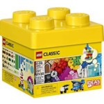 LEGO Classic 221 Piece Creative Bricks Box For Just $13.99